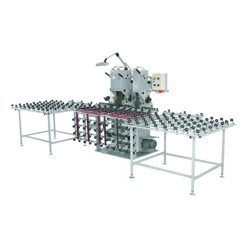 Duplokant Kreuz-Bandschleifmaschinen