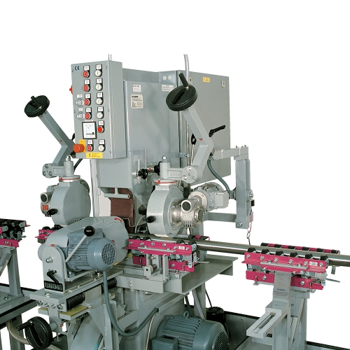 Additional equipment pour machines Rundomat et Polimat